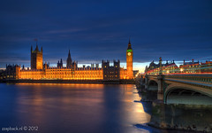 To HDR... / Westminster Palace / London (zzapback) Tags: city uk bridge england urban house westminster thames river de photography big rotterdam nikon fotografie riverside ben britain path walk united capital great sigma kingdom parliament rob gb brug fx hdr embankment stad dg engeland 2012 1224 londen rivier voogd photomatix hsm hoofdstad koninkrijk verenigd d700 zzapbacknl robdevoogd enjoyyourdaystayawake
