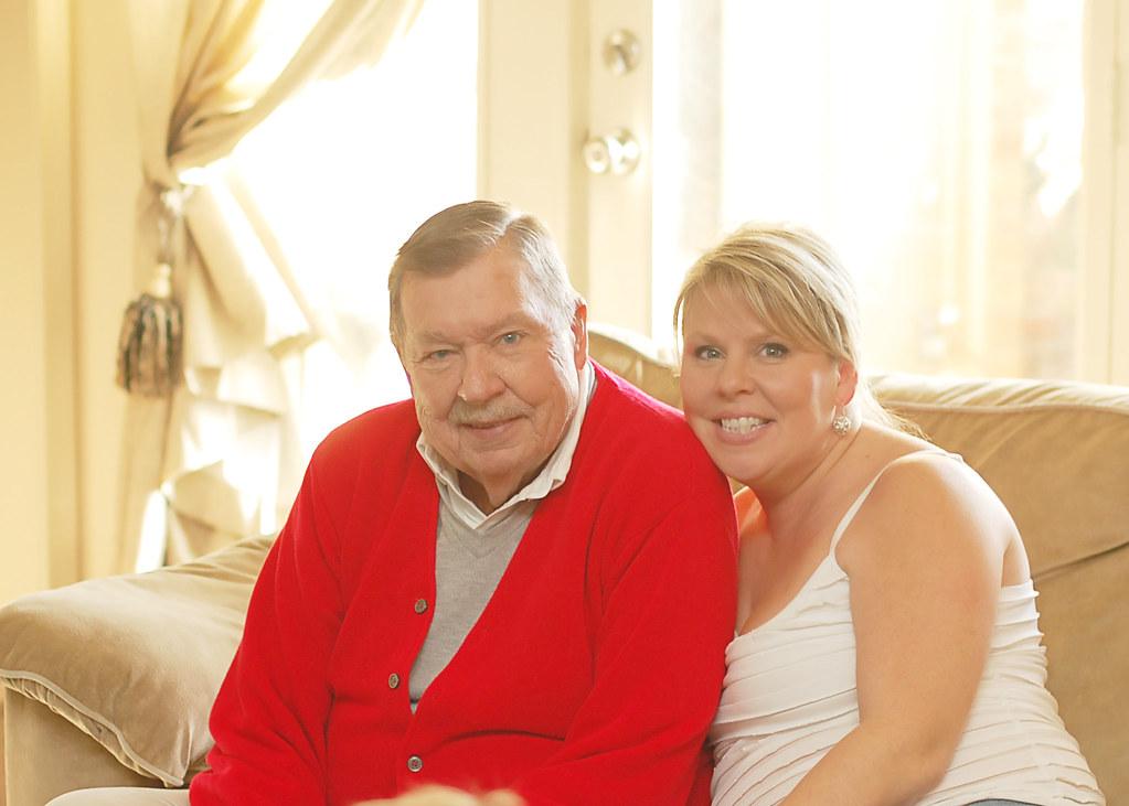 Dad, Brook 2010