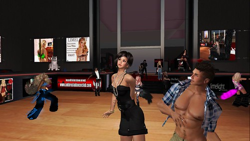 raftwet, xavier at ambrosia dance club