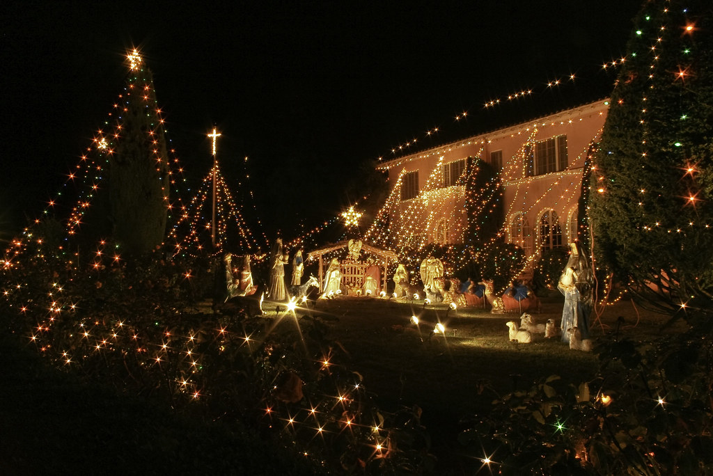 nativity at balian mansion