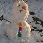 Bonhomme de Neige (selon Noé) - 2 thumbnail