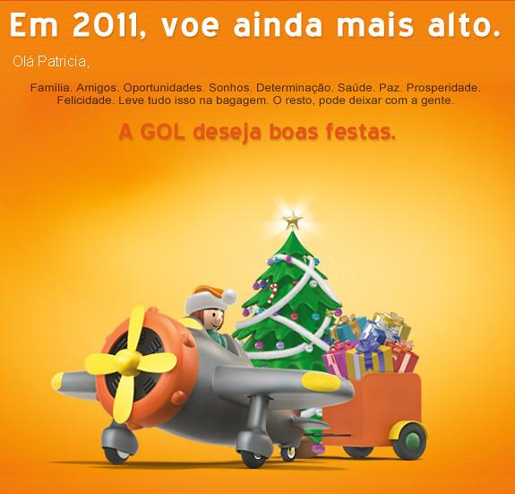 Natal 2010 - Gol