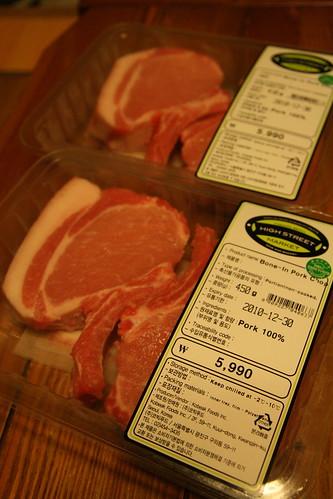 Pork Chops!