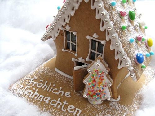 Fröhliche Weihnachte! Merry Christmas!