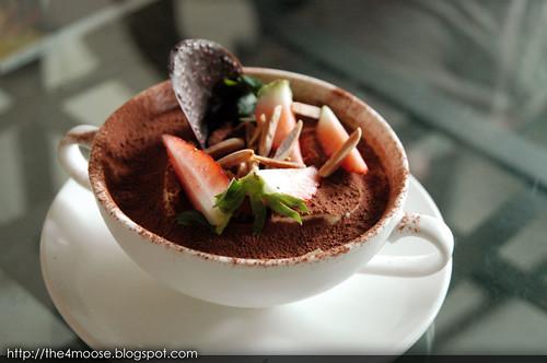 Black Sheep Cafe - Tiramisu