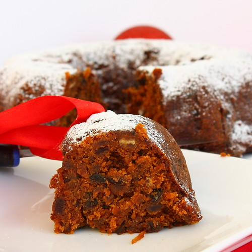 Christmas Fruit Cake / Kerala Plum Cake