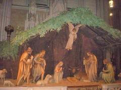 Nativity Scene, St. Patrick's Cathedral,