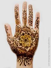 henna mehndi hand mandala by zenhennamontreal.com (zenhennamontreal) Tags: hand montreal mandala zen henna mehendi mehndi mehandi henné menhdi armhenna handhenna zenhennamontreal