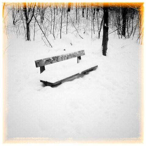 Hidden resting place