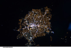 Las Vegas, Nevada at Night (NASA, Internationa...