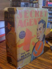 Image for Secret Agent X-9 and the Mad Assassin: Better Little Book #1472 by Storm, Robert
