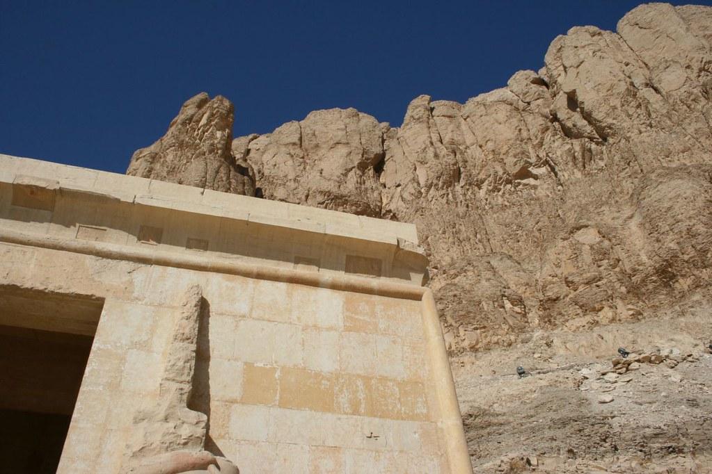 al deir al bahari temple 12