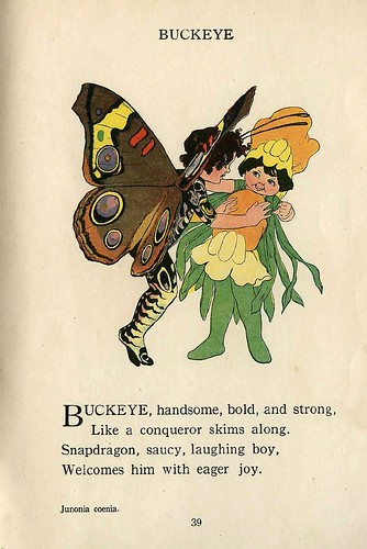 008-The Butterfly Babies' Book 1914- Elizabeth Gordon- Illustrated by M. T. Ross