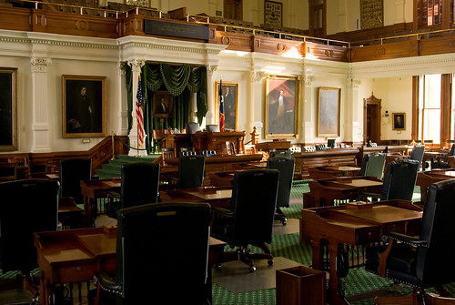 Texas State Senate Chamber