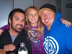 Justin, Blaze, and Garrett at Rynoland