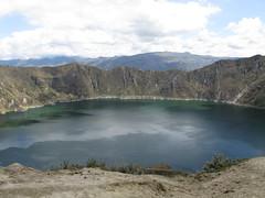 Quilotoa Lake