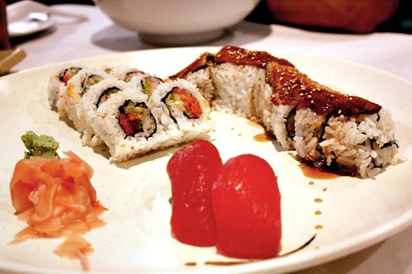 Sushi at Sekai Sushi - Mesa, AZ