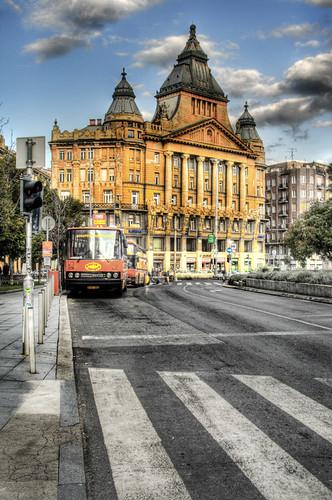 Anker building. Budapest. Edificio Anker