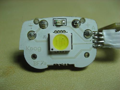 Knog Boomer LED PCB