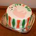 UM Baby Shower Cake