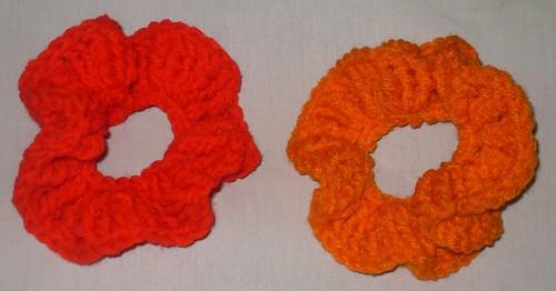 rainbow scrunchies (4)
