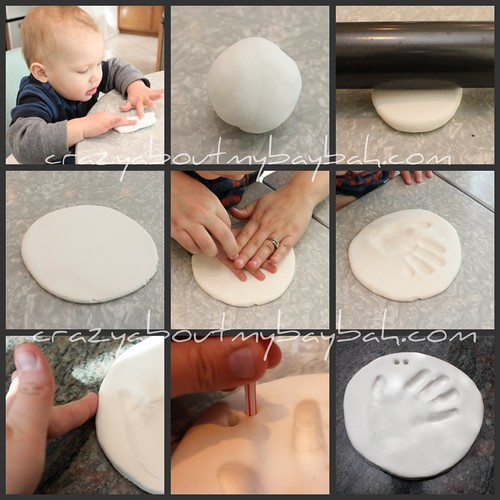 5318757005 bd56677a82 Christmas Handprint Craft for Kids   Handprint Christmas Ornament
