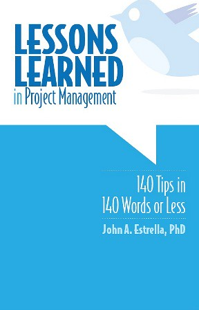 lessons learned in project management