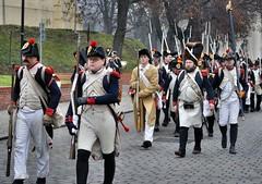Austerlitz 2009 (The Adventurous Eye) Tags: history battle napoleon soldiers austerlitz reenactment slavkov frenchvictory
