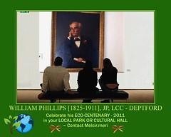 William PHILLIPS' Portrait, by James Archer, RSA, has been FOUND!!!!