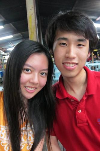 Chee Li Kee and Kai Yuan