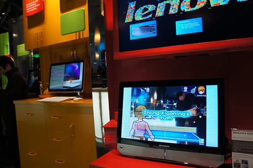 CES2011 Lenovo