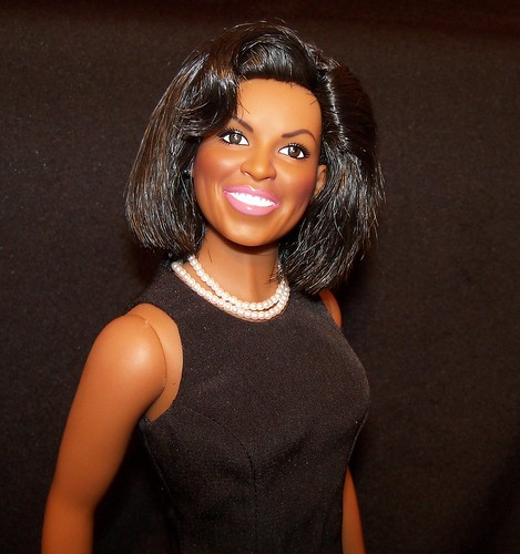Franklin Mint Michelle Obama