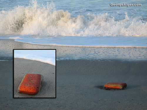 Beached Brick