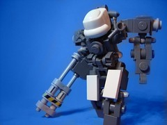 AC-02 Combat Enforcer Suit (jestin pern) Tags: fiction robot lego space science suit 02 fi combat ac sci mecha mech enforcer hardsuit