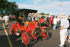 1910 Buick (DVS1mn) Tags: red cars car buick gm carriage 10 flag era 1910 brass horseless laws redflag generalmotors antiquecars horselesscarriage brassera nlnb redflaglaw nlnbacr