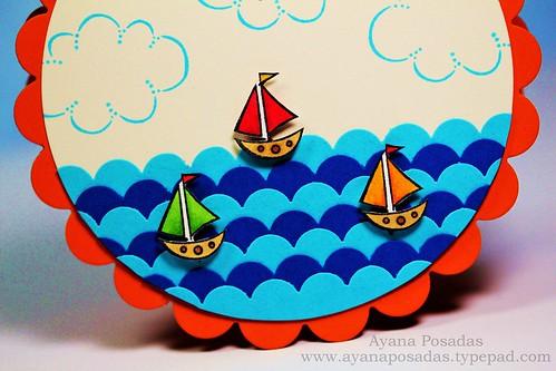 Sailboats CloseUp