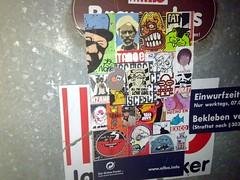 Steelers (Question Josh? - SB/DSK) Tags: streetart cat sticker wolf fat stickers super josh question nano sfc cisa catv noke freaq strax questionjosh sketch3030 ceito sinero 2efs narcoze