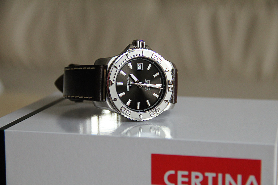 certina ds first automatic