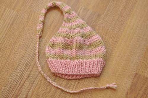 Girlie Pixie Hat