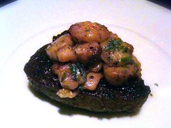 "American Wagyu / Angus ""Kobe Style"" Beef From Snake River Farms, Idaho. Wolfgang Puck's Cut, Marina Bay Sands, Singapore"