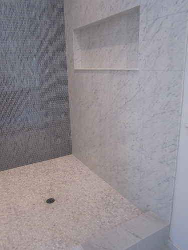 Grout Color For Carrara Marble