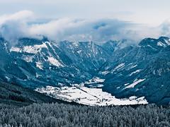Austria - Gosau: Winter Overview (Nomadic Vision Photography) Tags: winter austria salzberg winterwonderland gosau travelphotography austrianalps johnreid jonreid tinareid austrianwinter wwwnomadicvisioncom bhphotocoldcontest