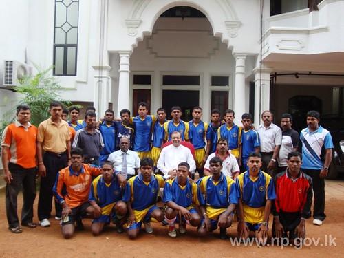 Football Federation of Sri Lanka The Sri Lanka Federation