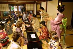 (konpira funefune) (September_Okayama) Tags: autumn portrait woman girl beauty japan japanese kyoto pentax traditional geiko geisha   tamron kanzashi    k10d 28250