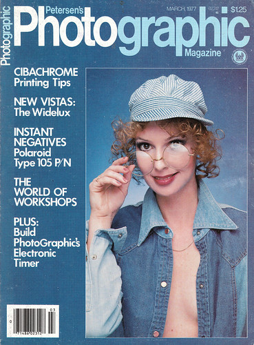 Petersen's Photographic - March 1977
