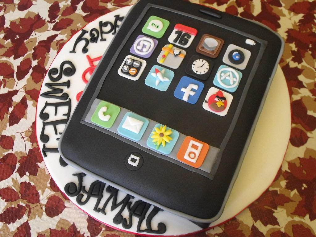 iphone phone icon the world s best photos by designable dreams cake 5204