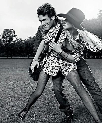 Jon Kortajarena para Pepe Jeans | Primavera Verano 2011