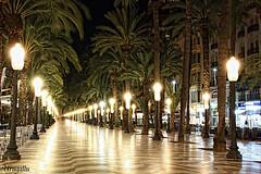 06 Puerto de Alicante-nocturnas (Urugallu) Tags: puerto alicante nocturna alacant