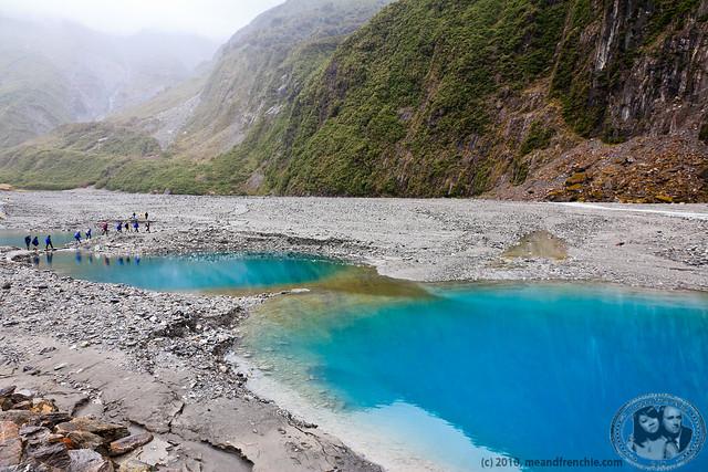 Blue Pools @ Fox Glacier