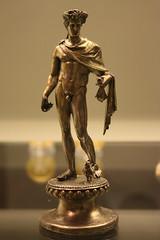 Statuette of Mercury - British Museum (noriko.stardust) Tags: uk london art classic statue museum bronze greek gallery god roman object britishmuseum hermes mythology myth statuette grecoroman